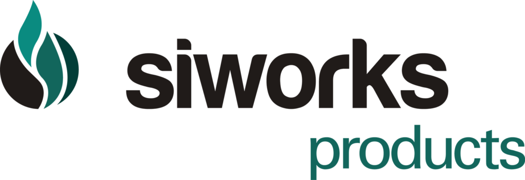 Web siworks products Logo 2018 transparent